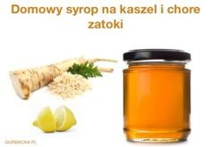 domowy syrop na chore zatoki Healthy Drinks, Healthy Recipes, Polish Recipes, Polish Food, Slow Food, Natural Medicine, Natural Cures, Nutrition Tips, Smoothies