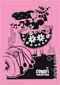 ilustras CordelPublicitário