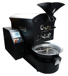 The Giesen Coffee Roaster is the perfect solution for a small shop owner or a serious hobbyist, roasting coffee at home. This coffee roaster combines the high quality and extensive functionalities into a compact and easy to use machine. Coffee Uses, Coffee Type, Best Coffee, Roasting Coffee At Home, Espresso, Coffee Meets Bagel, Filter Coffee Machine, Fresh Coffee Beans, Reusable Coffee Filter