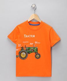 #kids #fall #country #tractor by S.P.UDZ