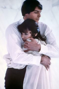 DC Comics in film n°4 - 1980 - Superman II - Margot Kidder as Lois Lane & Christopher Reeve as Clark Kent