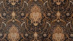 Barocktapete von Tapeten.de - livingroom detail #wallpaper #barock #tapete #homeinspo #home #interior #details