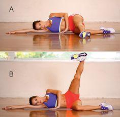 5 melhores exercícios para coxas e bumbum Fitness Goals, Fitness Tips, Health Fitness, Pilates Workout, Butt Workout, Mundo Fitness, Do Exercise, Personal Trainer, At Home Workouts