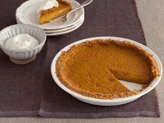 Throwdown Pumpkin Pie
