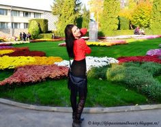 Life, passion and beauty: Outfit: I know there is a land of beautiful flowers I Know, Beautiful Flowers, Leather Pants, Passion, Life, Outfits, Beauty, Outfit, Beleza