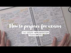 How I ranked 1st at Cambridge University - The Essay Memorisation Framework - YouTube ⭐️ Pin for later ⏳ help writing essays, how to start an persuasive essay, personal insight questions, grammar checker for essays, the common app questions, ap lang rhetorical analysis essay