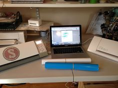 Running Two Silhouette Machines Simultaneously from Different Silhouette Studio Work Areas ~ Silhouette School