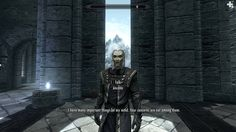 For those of you who are just now playing skyrim for the first time here's a fun way to make your college of winterhold experience memorable.