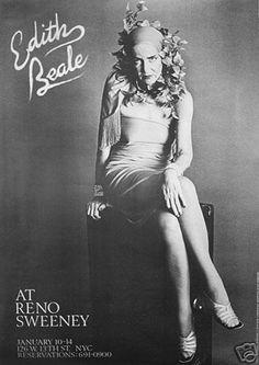 "Fashion Inspiration :""Edith Bouvier Beale, ""Little Edie "" Edie Bouvier Beale, Edie Beale, Gray Gardens, East Hampton, Bloomsbury, Cool Costumes, Costume Ideas, Cannes Film Festival, Documentaries"