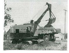 Mining Equipment, Heavy Equipment, Used Construction Equipment, Earth Moving Equipment, Caterpillar Equipment, Bucyrus Erie, Antique Tractors, Heavy Machinery, Diesel Engine