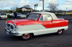 1959 Nash Metropolitan | At Auckland , NZ