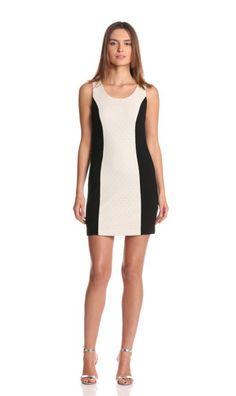 Kensie Women's Ponte Dress - Medium