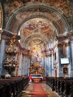Székesfehérvár - Cistercian Church Danube River, Central Europe, Slovenia, Cool Places To Visit, Hungary, Romania, Budapest, Beautiful Places, Fair Grounds