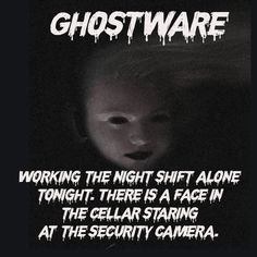 Strange Face on the security camera Night Shift, Security Camera, Feature Film, Falling In Love, Writer, Horror, Tv, Face, Graveyard Shift