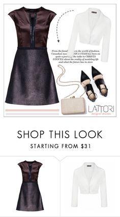 """""""LATTORI dress"""" by water-polo ❤ liked on Polyvore featuring Lattori, Ally Fashion, Kayu, polyvoreeditorial and lattori"""