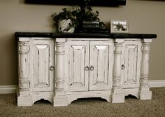 Little Bit of Paint: Refinished Furniture