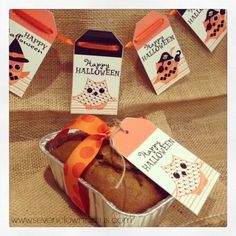 Halloween Printable Tags {free owl printables}