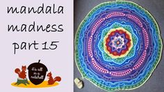 Mandala Madness CAL | It's all in a Nutshell