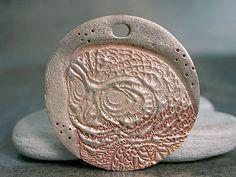 Goldie Bronze Metal Clay Animal Totem by DivineSparkDesigns, $18.00