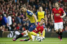 LEKULE : Manchester United 1-1 Arsenal