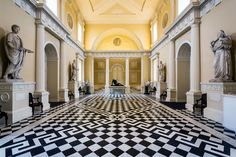 The Great Hall in Syon House