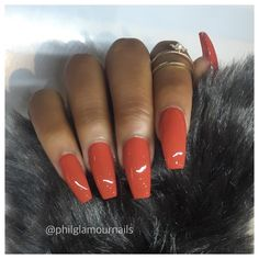 "543 Likes, 7 Comments - Philglamournails (@philglamournails) on Instagram: ""#simple #glam #nailtrend"""