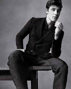 Shawn Mendes para VMAN