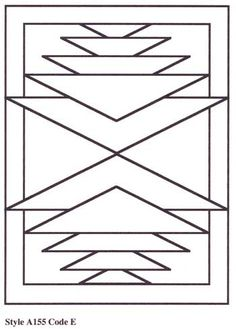 Zia Symbol Pattern Use The Printable Outline For Crafts