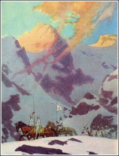 N.C. Wyeth - The White Company by Arthur Conan Doyle http://thegoldenagesite.blogspot.se/search/label/Brandywine?updated-max=2012-07-31T01:03:00Z=20=17=false