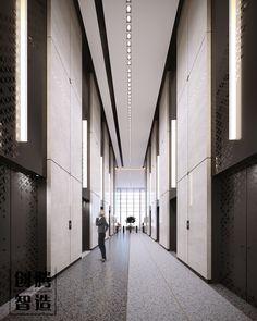 Office Interior Design, Office Interiors, Model House, Lobby Design, Inside Outside, Ss, Reception, Entertainment, Lights