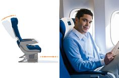 A Cut Above: Best Airlines for Extra Legroom in Coach: KLM