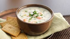Two-Potato Ham Chowder - Grandparents.com