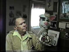 """""""A Visit to DAWS BUTLER'S Workshop"""" : A Cartoon Carnival Video"""