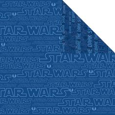 Creative Imaginations - Star Wars Collection - 12 x 12 Double Sided Paper - Darkside at Scrapbook.com $0.97