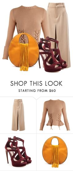 """""""* DURING THE WEEK by bOO *"""" by boo-sandra on Polyvore featuring Chloé and Alexander McQueen"""