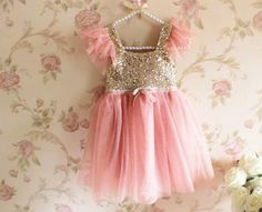 AVA DRESS - Pink