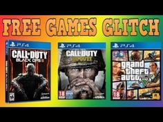 HOW TO GET CALL OF DUTY WW2 FOR FREE!! How To Get PAID PS4 GAMES FOR FRE...