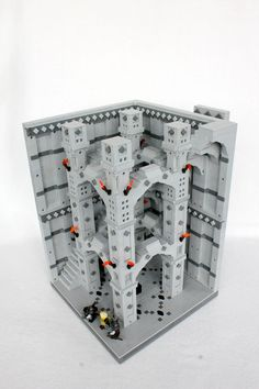 Dwarven Dungeon | by brickbuilt02