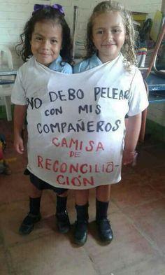 Camiseta de reconciliación