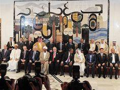 Liga árabe se encontra no Bagdá (© Chine Nouvelle/Rex Features)