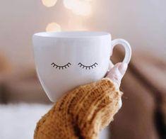 Some cup of tea Coffee And Books, I Love Coffee, Coffee Art, Coffee Break, Morning Coffee, Coffee Cups, Tea Cups, Tassen Design, Aesthetic Coffee