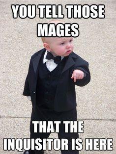dragon+age+meme | Dragon Age | Dragon Age | Pinterest | Rage ...