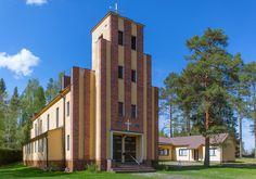 Laukkalan kirkko