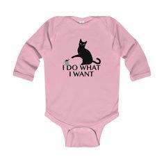Infant Long Sleev... - Only on TeesCloset! Click here: http://teescloset.com/products/infant-long-sleeve-bodysuit?utm_campaign=social_autopilot&utm_source=pin&utm_medium=pin