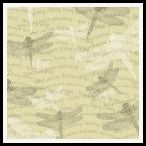 member's free dragonfly backing paper pack yellow