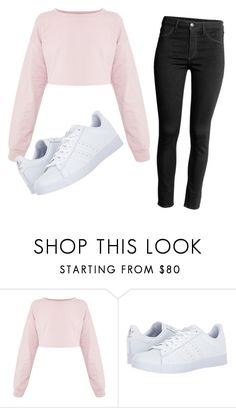 """day"" by juliadb on Polyvore featuring adidas"