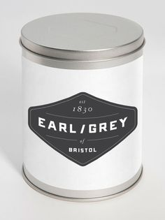 great student identity project by Denmark-basedJonathan Faust. The design was developed for afictive company with the intention of helping Earl/Grey to regain some popularity.