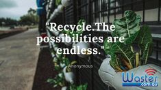 Practice recycling, as it helps reduce pollution.