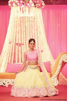 Photo Diary: Harbhajan Singh & Geeta Basra Look Adorable In Their Engagement & Mehendi Pictures! - MissMalini