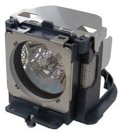 Replacement for Plus U2-813 Bare Lamp Only Projector Tv Lamp Bulb by Technical Precision